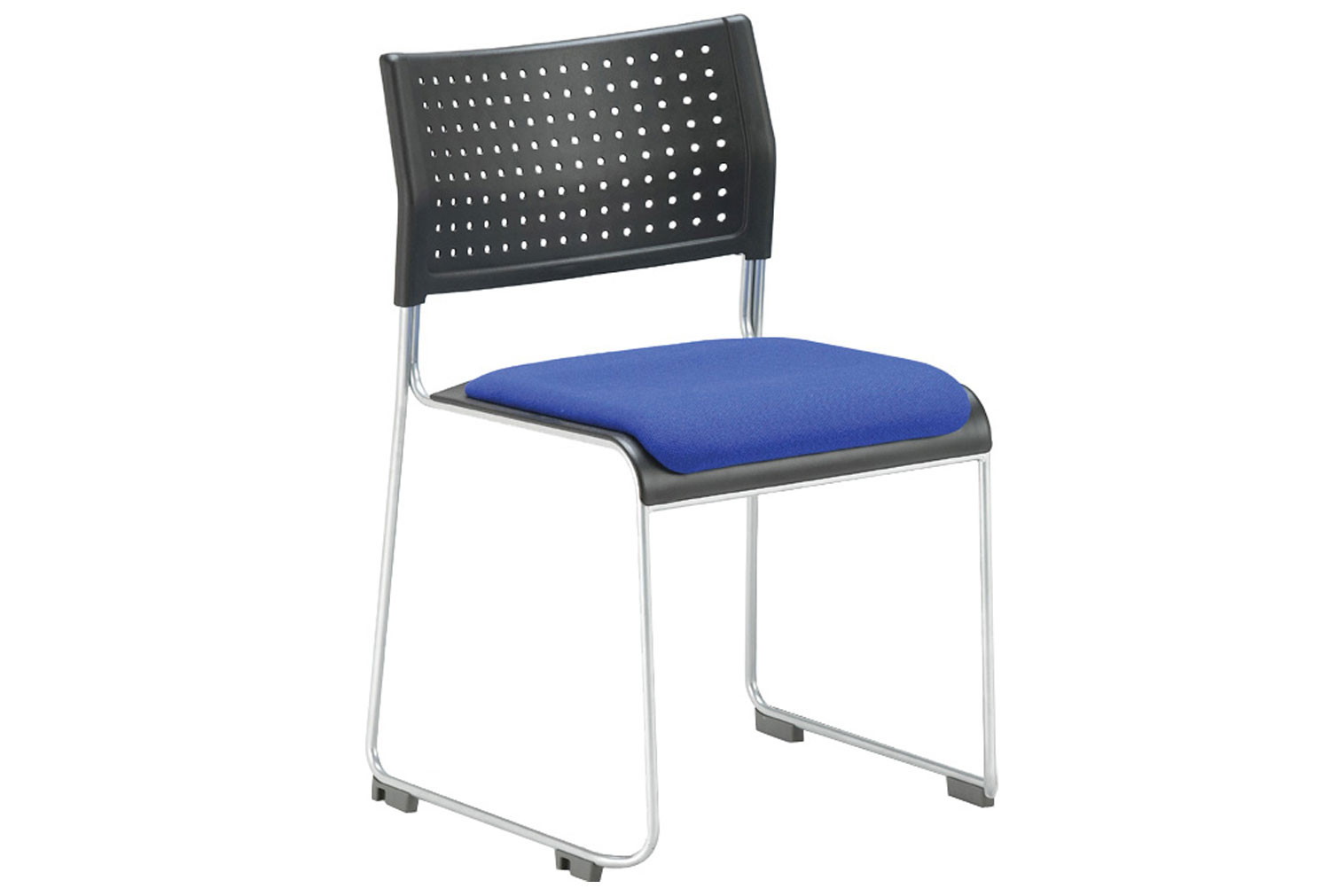 Chabas Poly Occasional Chair With Seat Pad