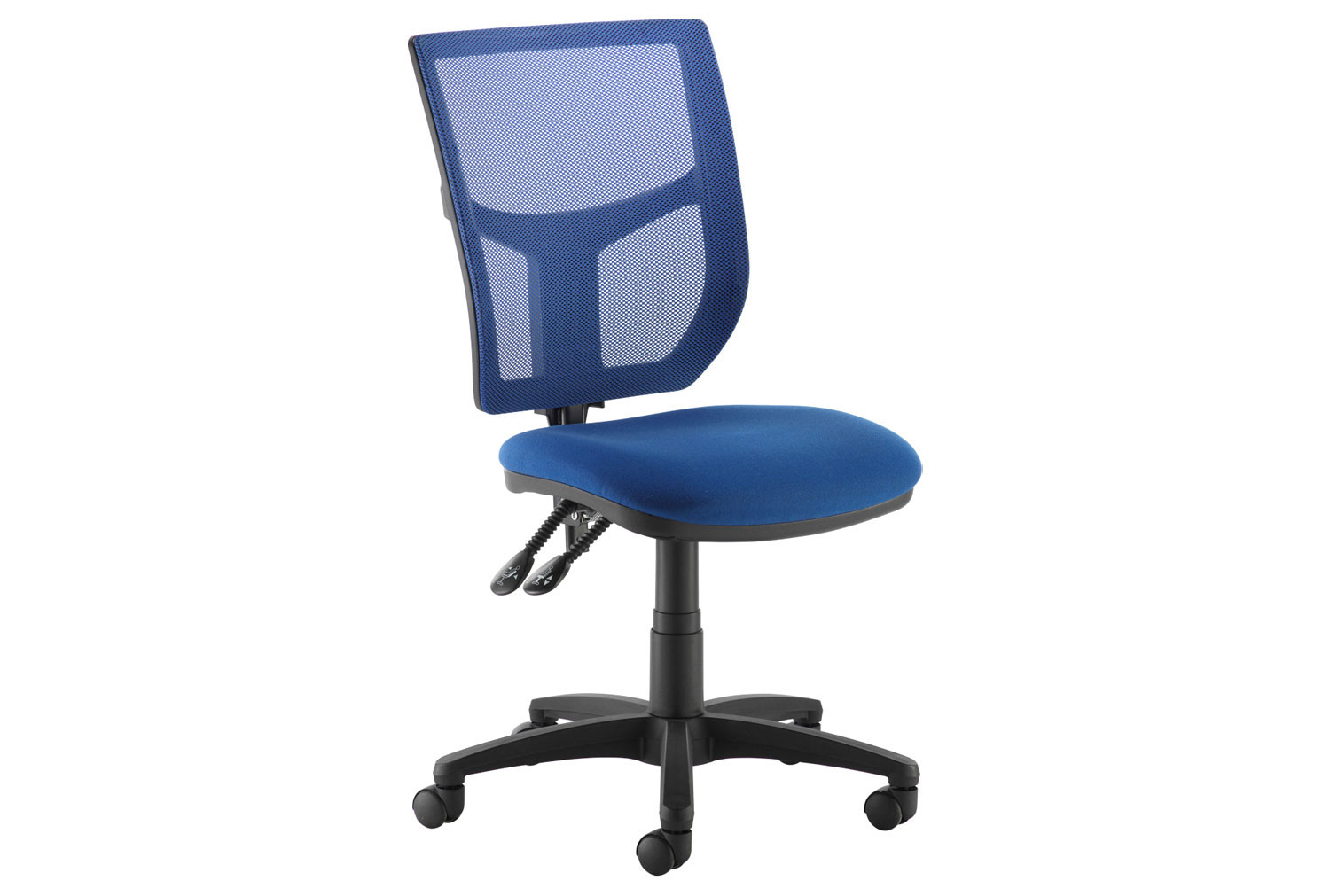 Gordy Colour Mesh Back Operator Chair (No Arms)