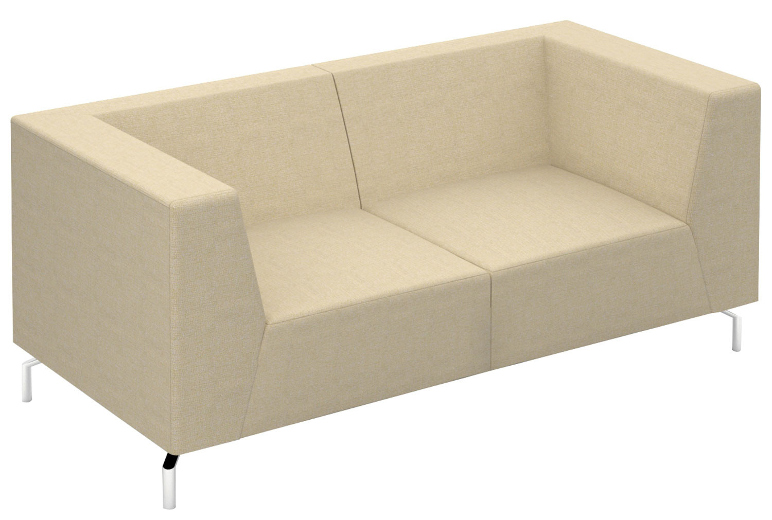 Plato Low Two Seater Sofa