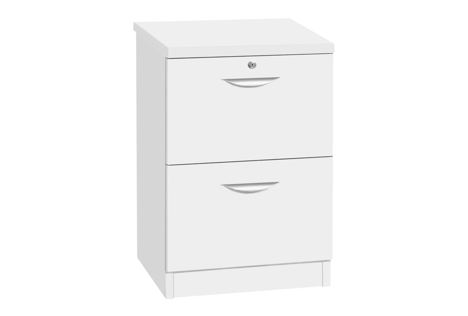 Small Office 2 Drawer Filing Cabinet