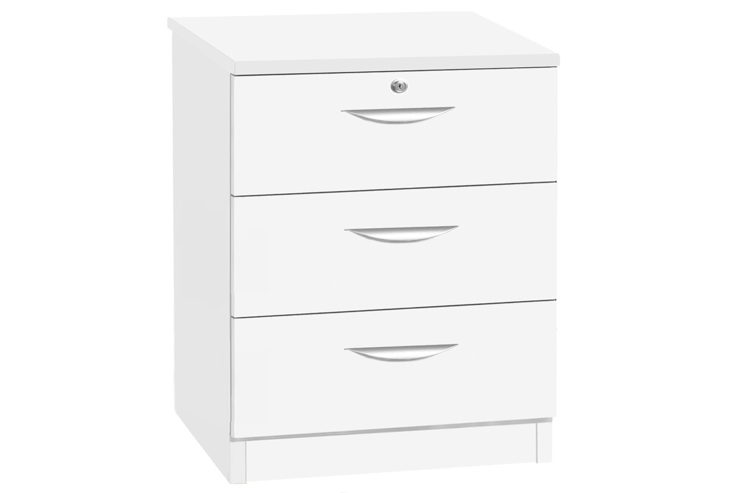 Small Office 3 Drawer CD/DVD Storage Chest