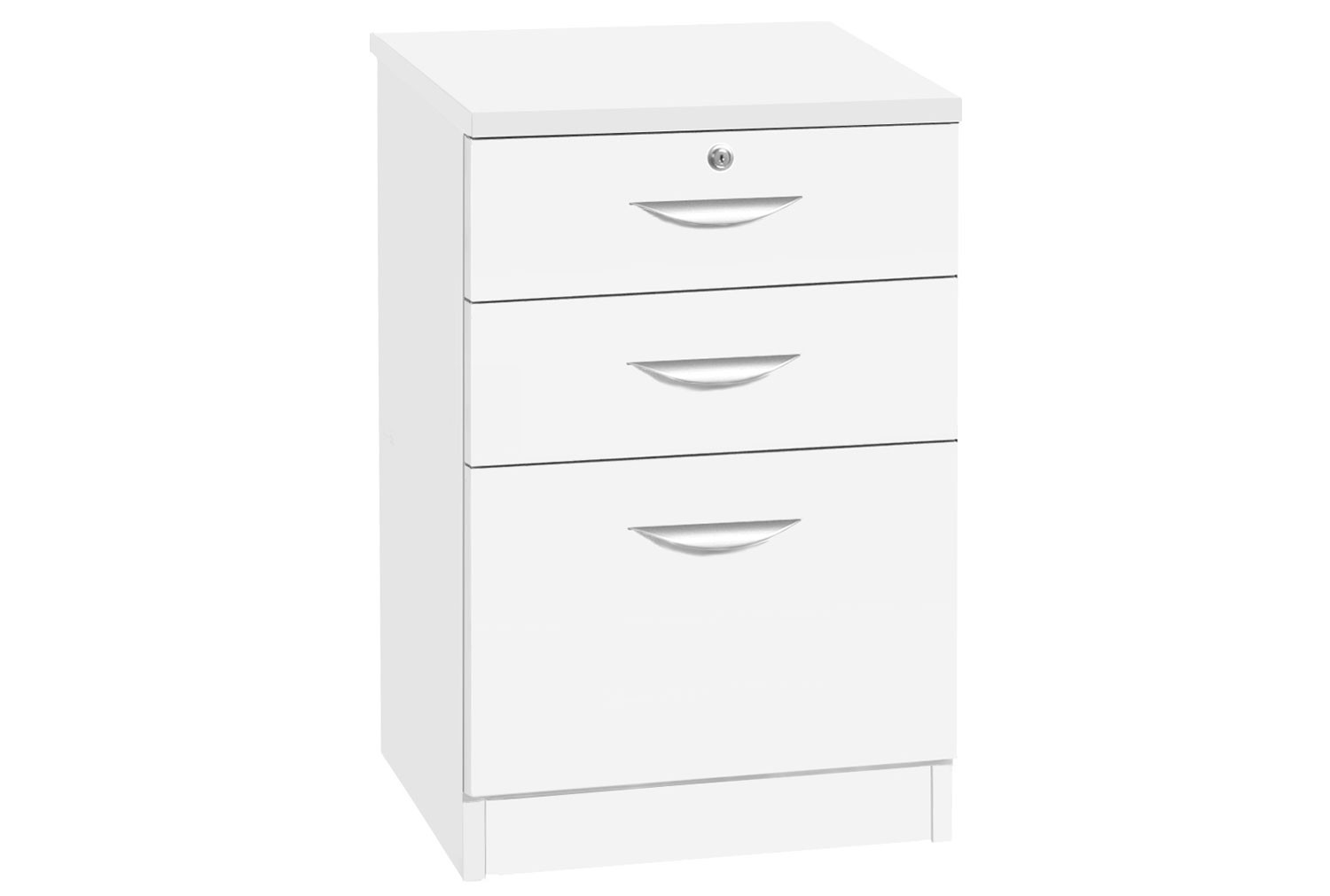 Small Office 3 Drawer Filing Cabinet