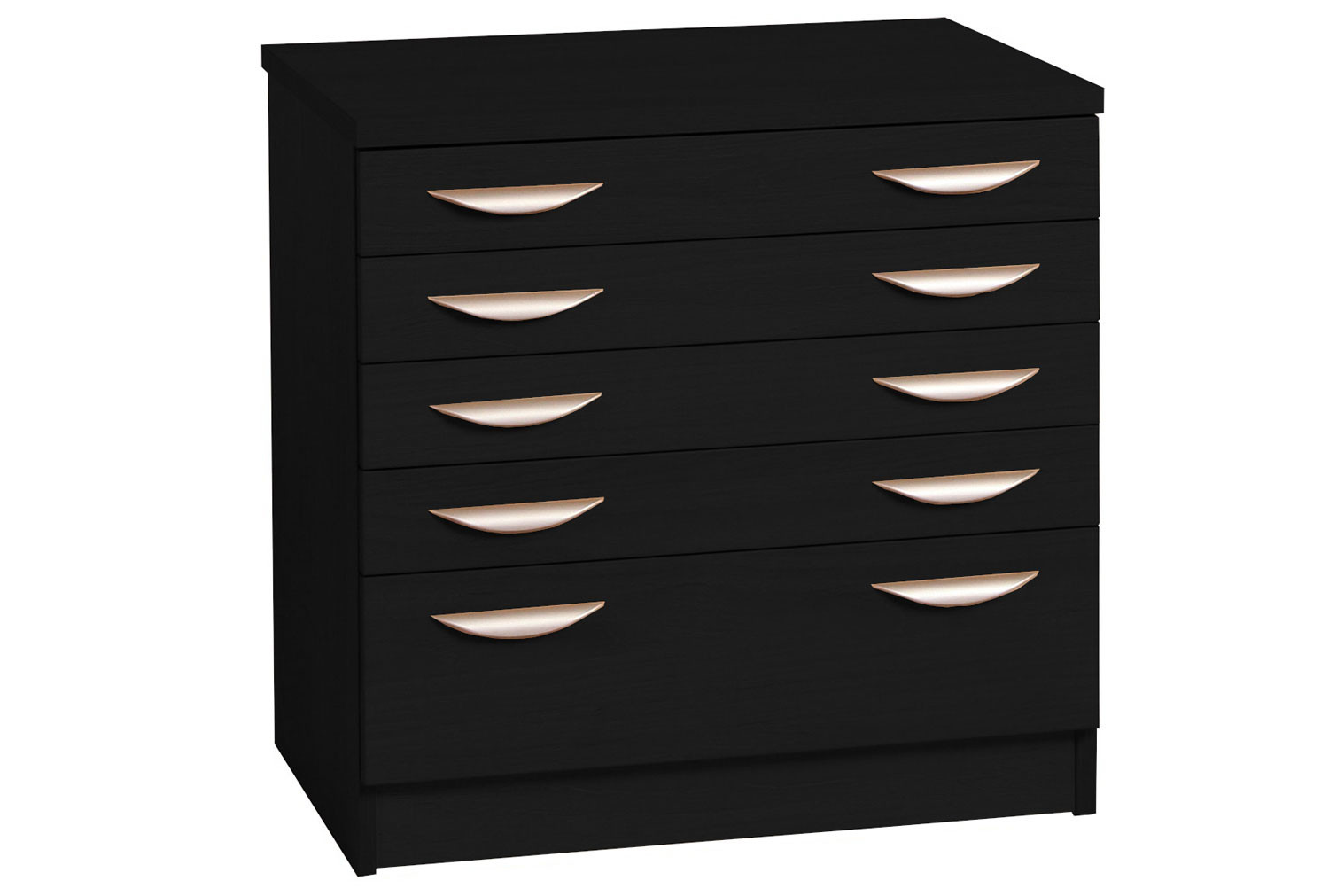 Small Office 5 Drawer Chest