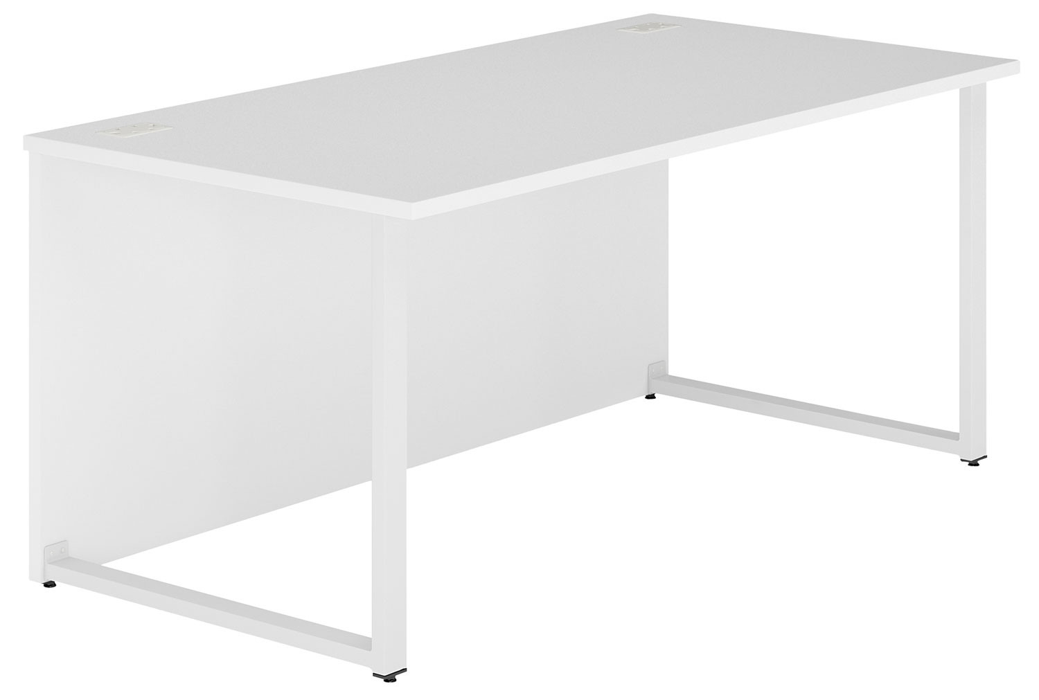 Solero Hooped Leg Rectangular Desk