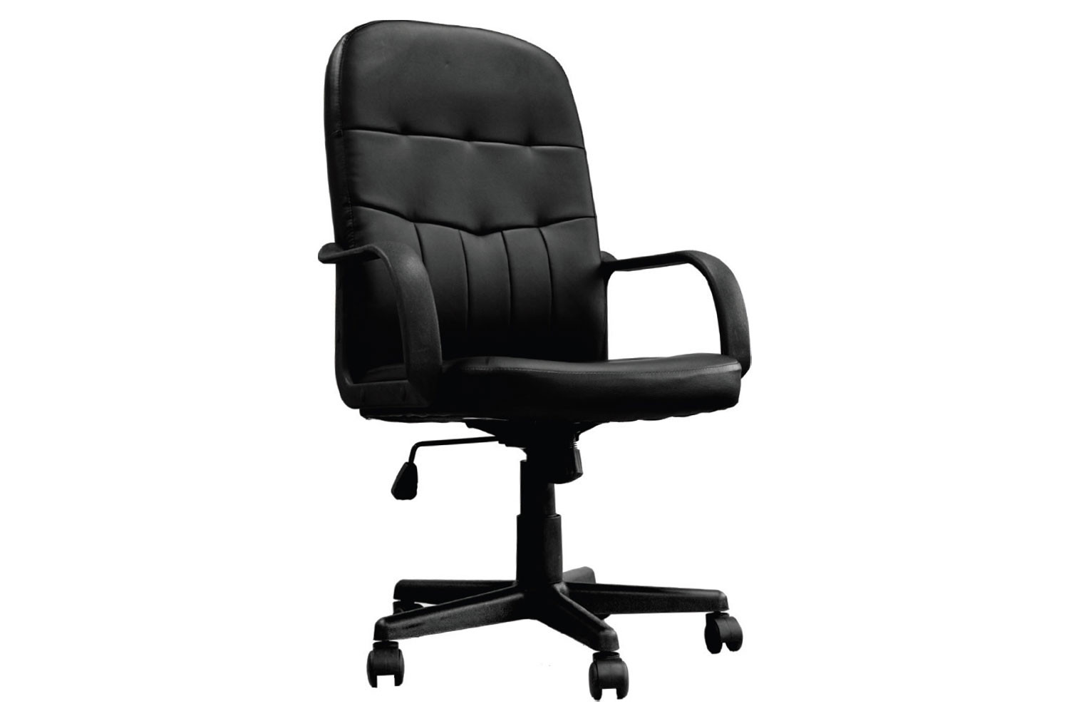 Admiral Executive Leather Faced Chair