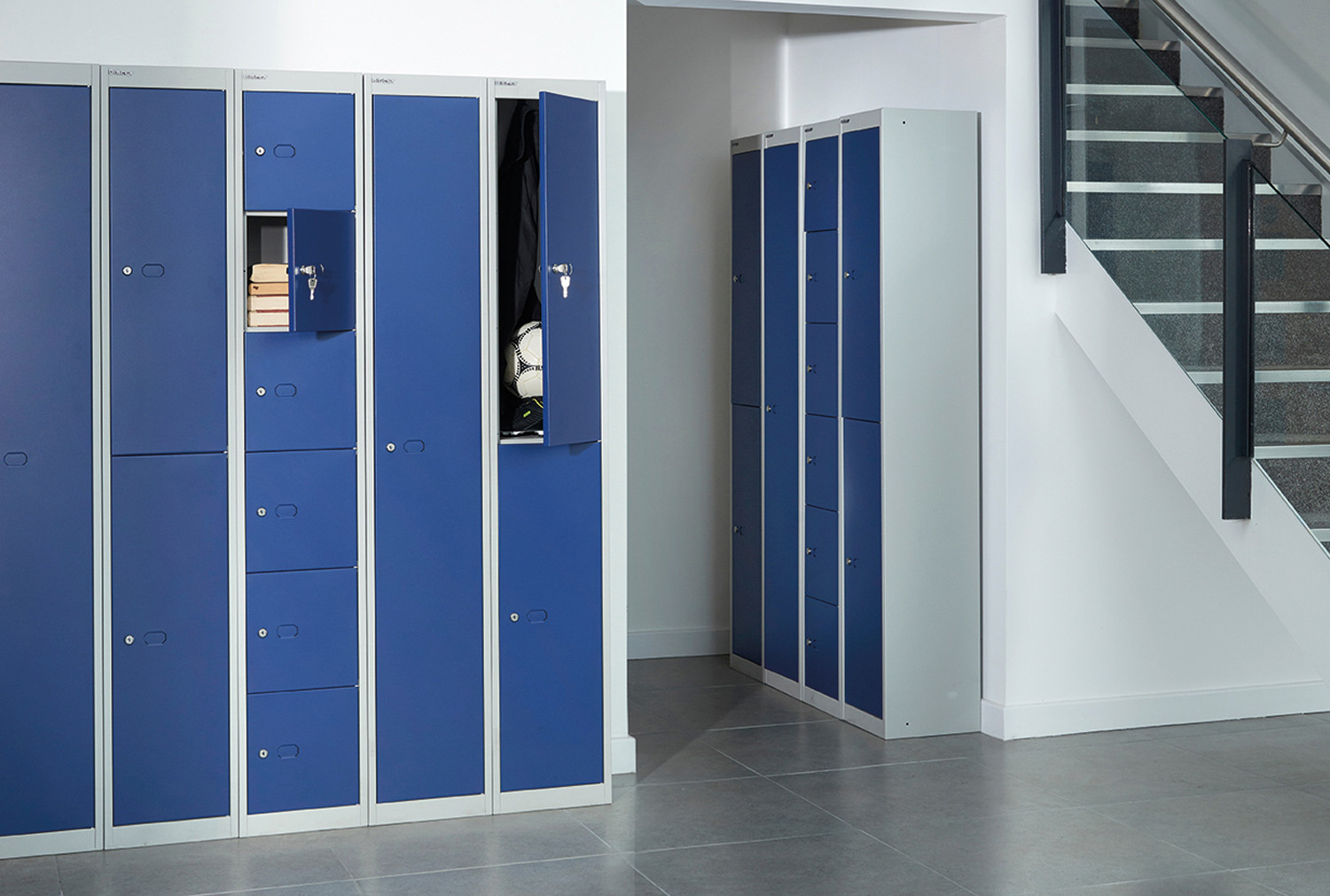 Bisley Lockers
