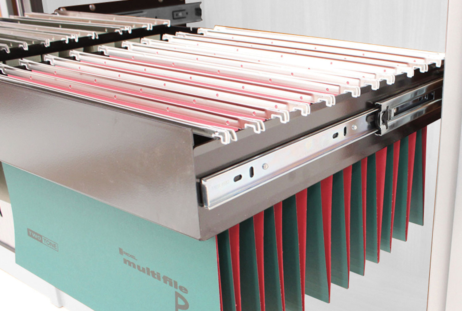 Roll Out Filing Frame For Lozano Tambour Cupboard