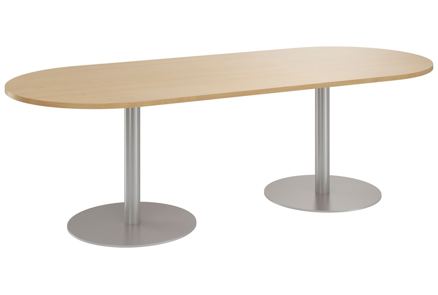 Lozano D End Meeting Table (Beech)