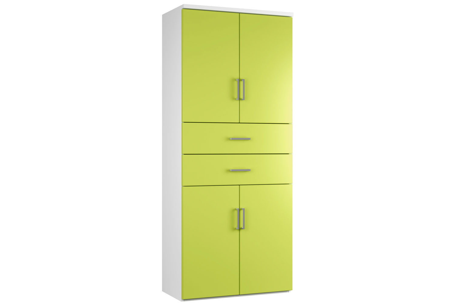 Campos Cupboard Combination 6 (Green)
