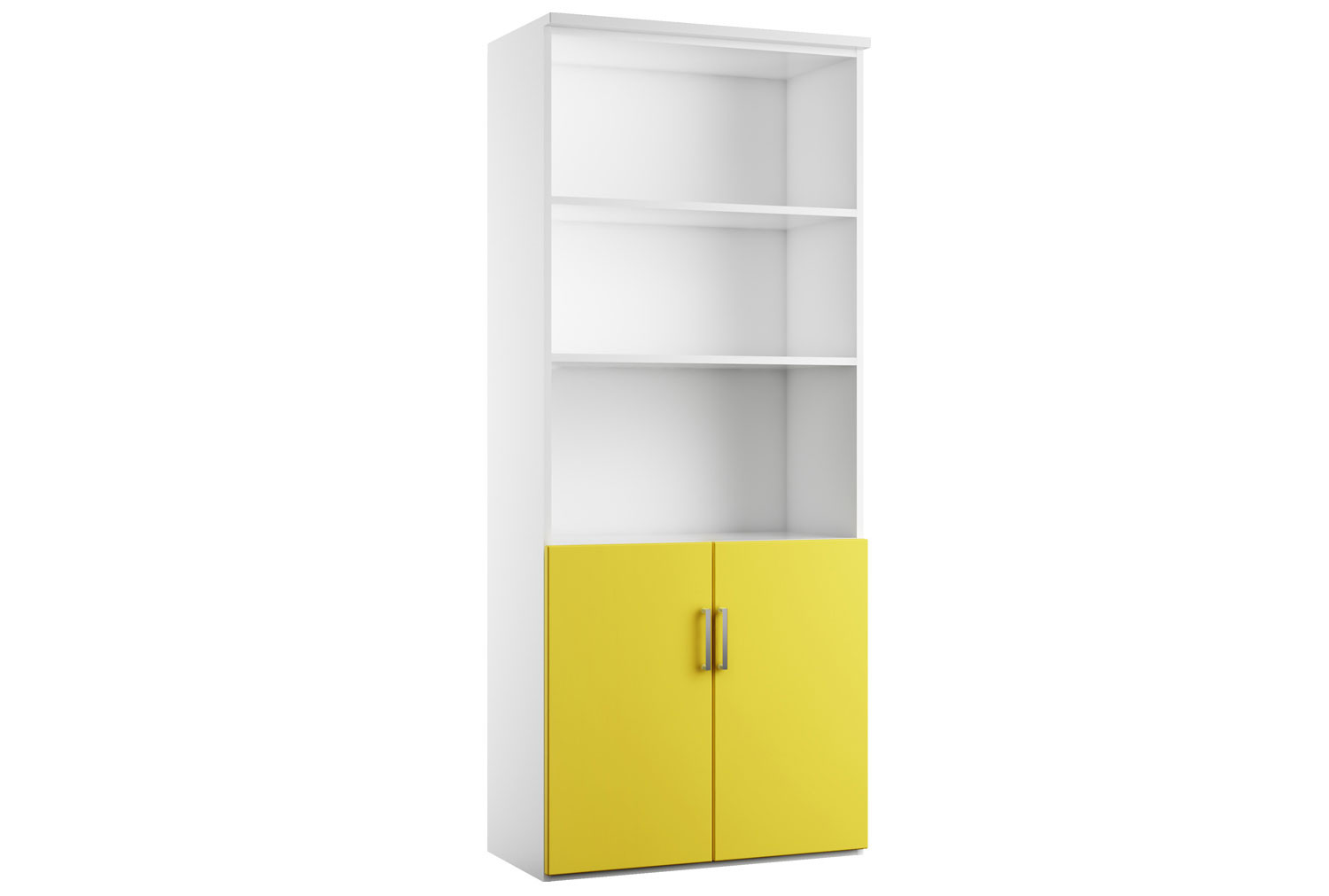 Solero Combination Cupboard Type 2 Yellow