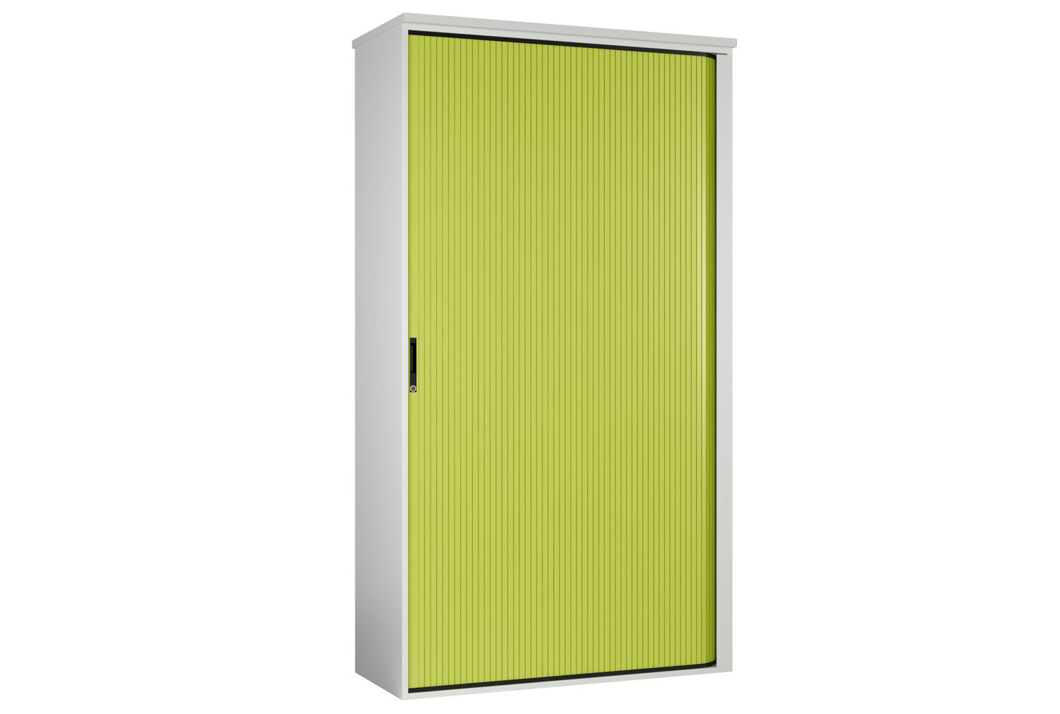 Campos Tall Tambour Unit (Green)