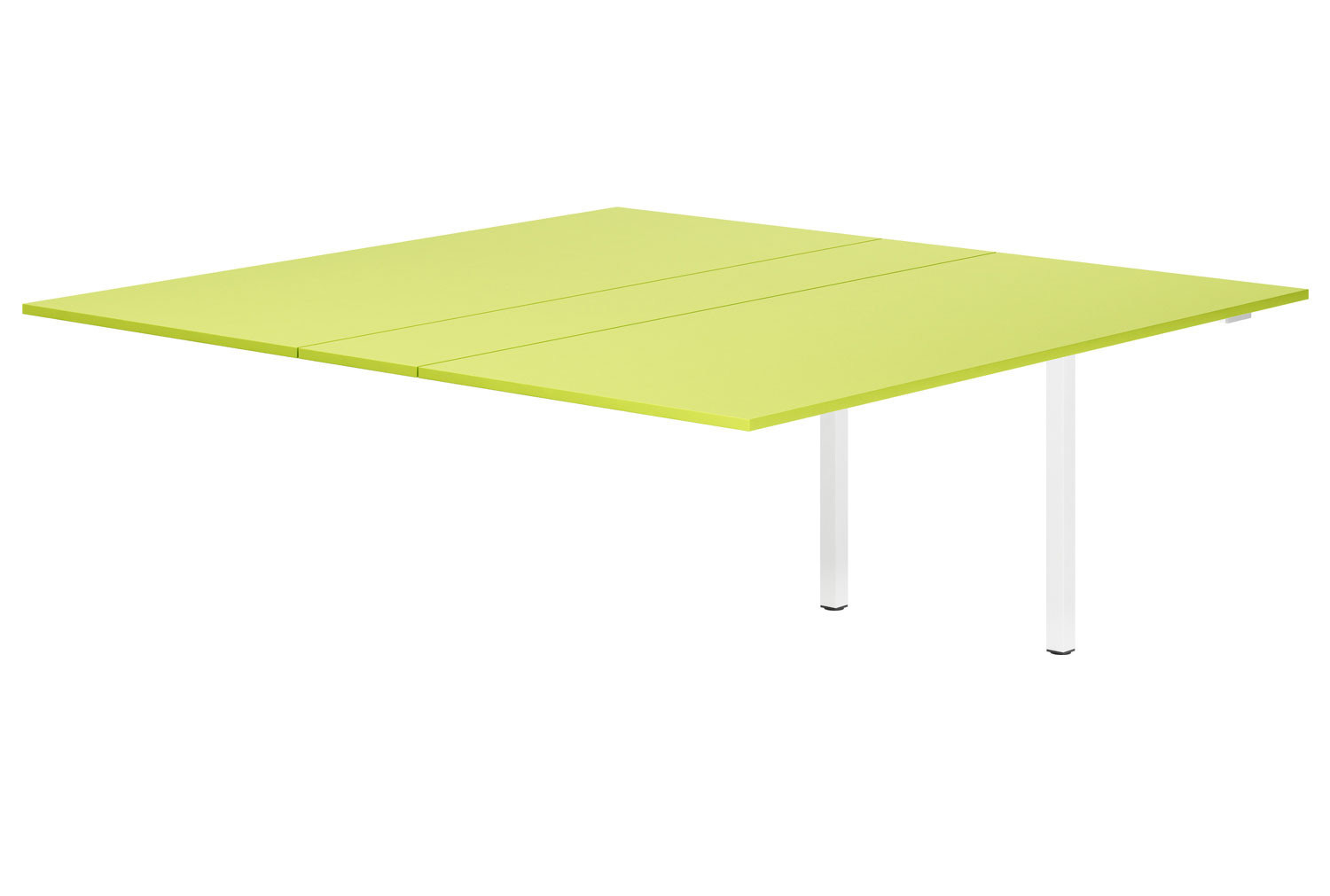 Campos Meeting Table Add On Unit (Green)