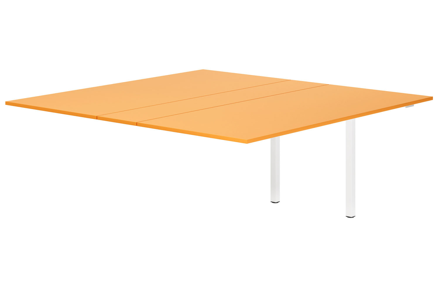 Campos Meeting Table Add On Unit (Orange)