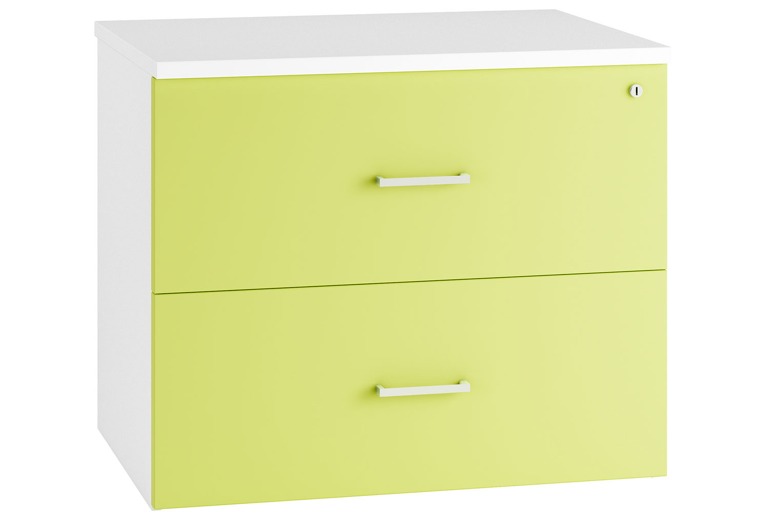 Campos Side Filing Cabinet (Green)