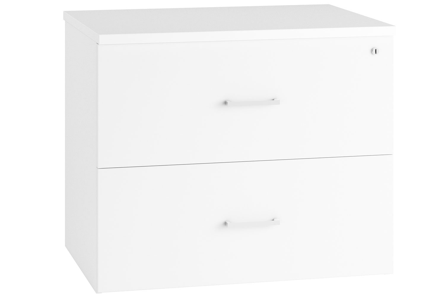Campos Side Filing Cabinet (White)