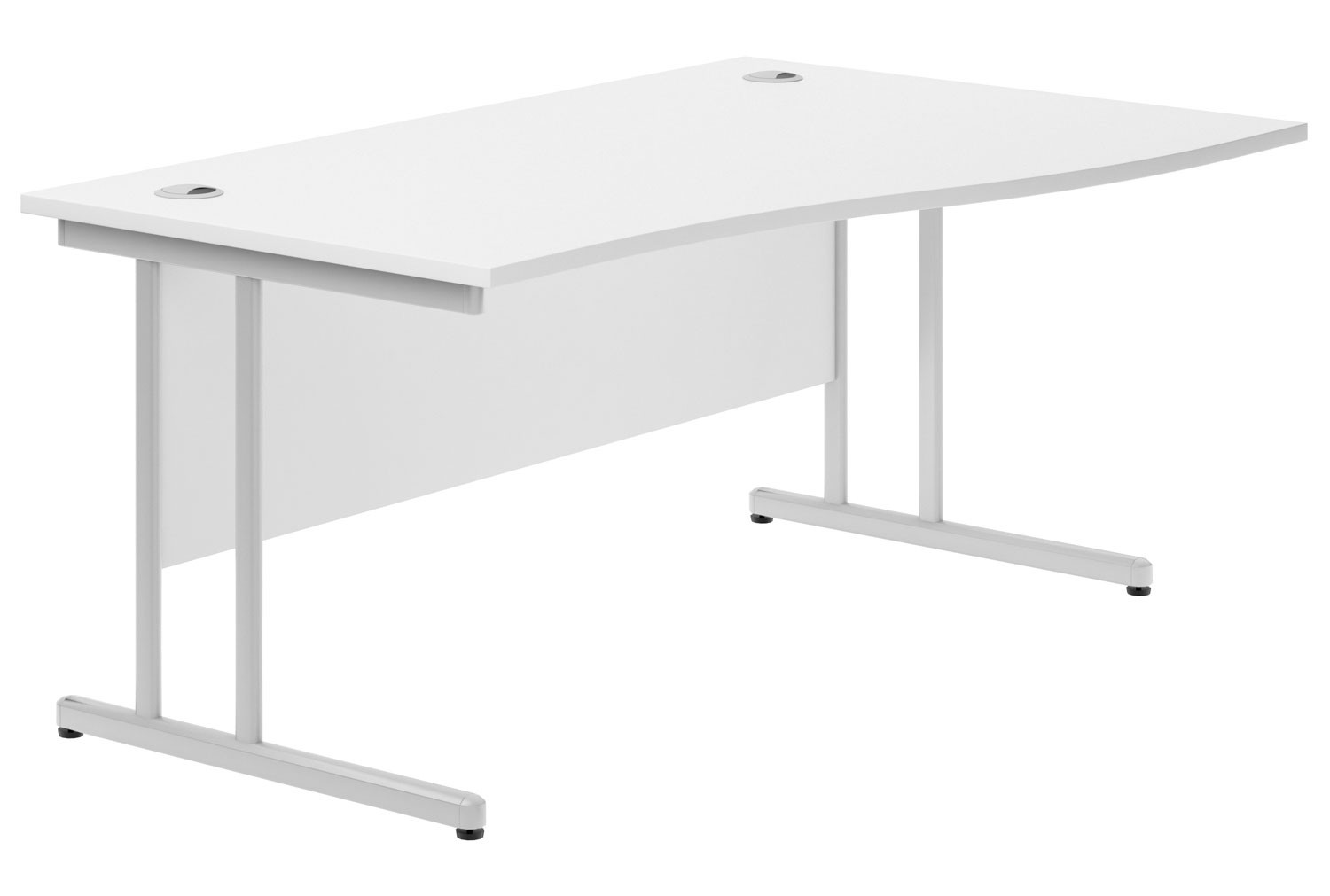 Solero C-Leg Right Hand Wave Desk