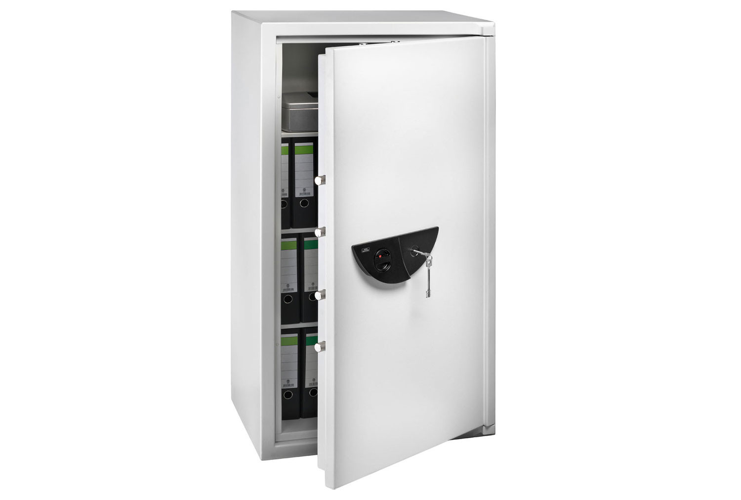 Burg Wachter Officeline Office 116 S Safety Cabinet With Key Lock (315ltrs)
