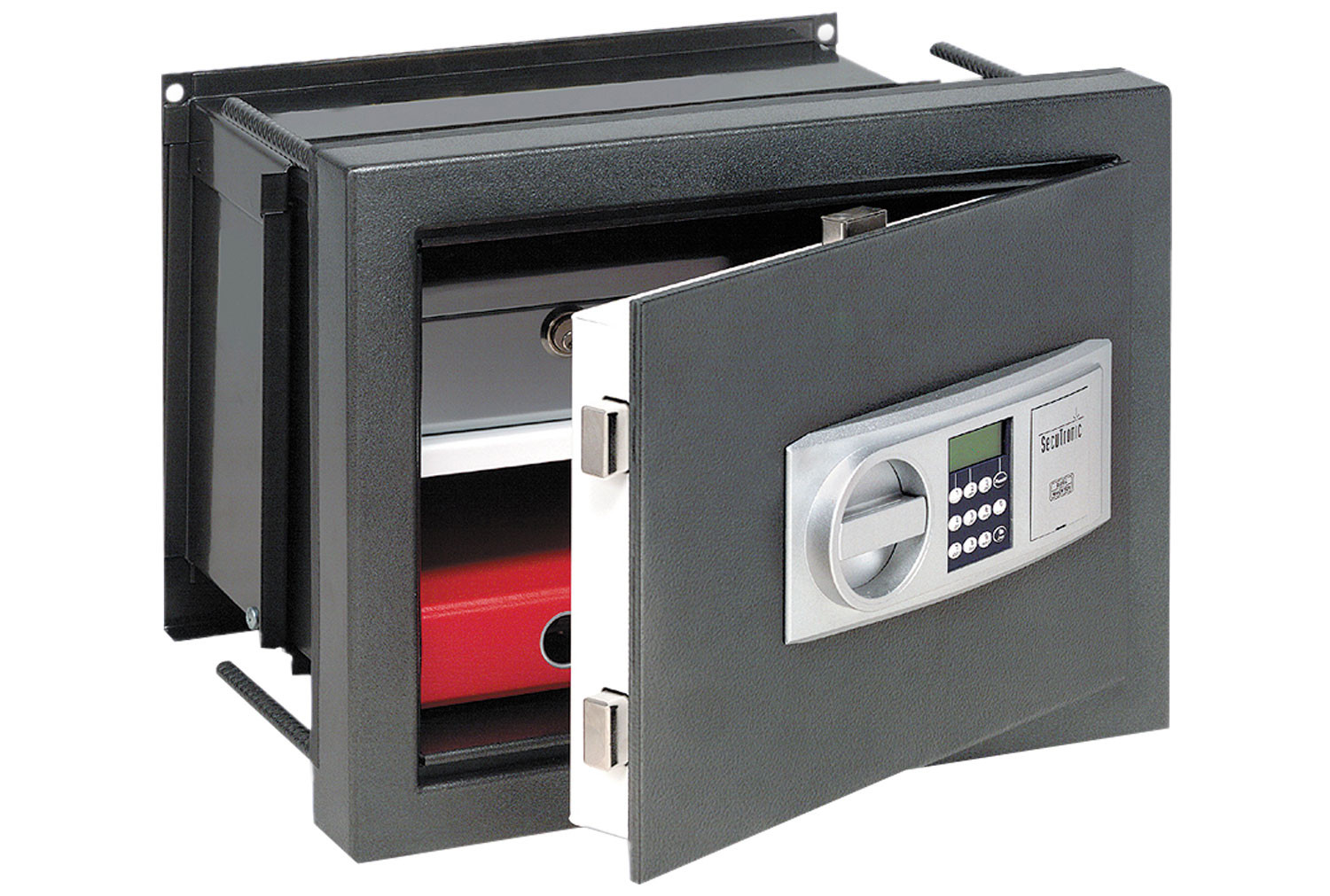 Burg Wachter Karat WT 14 N E Wall Safe With Electronic Lock (26ltrs)