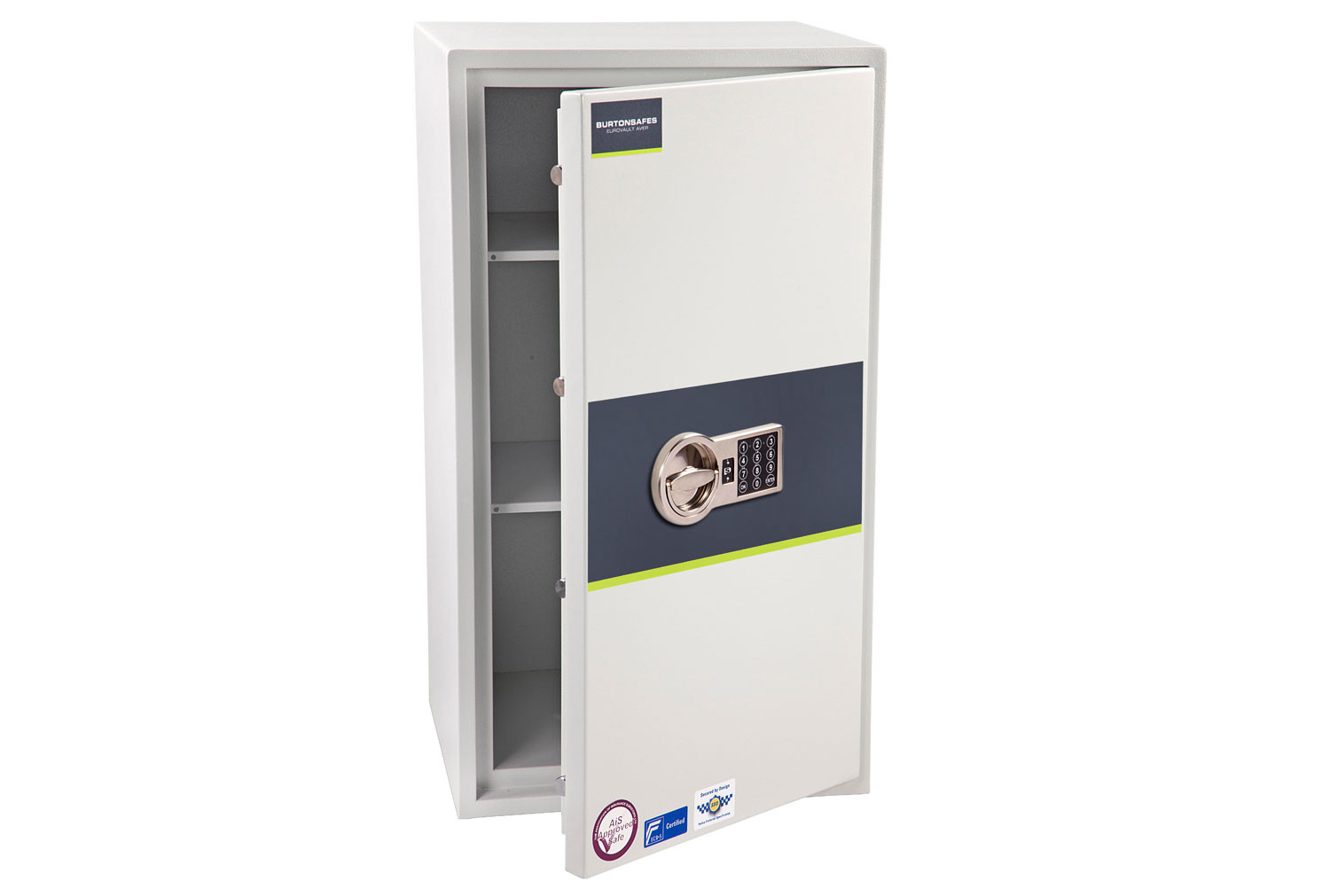 Burton Eurovault Aver S2 Size 5 Safe With Electric Lock (77ltrs)