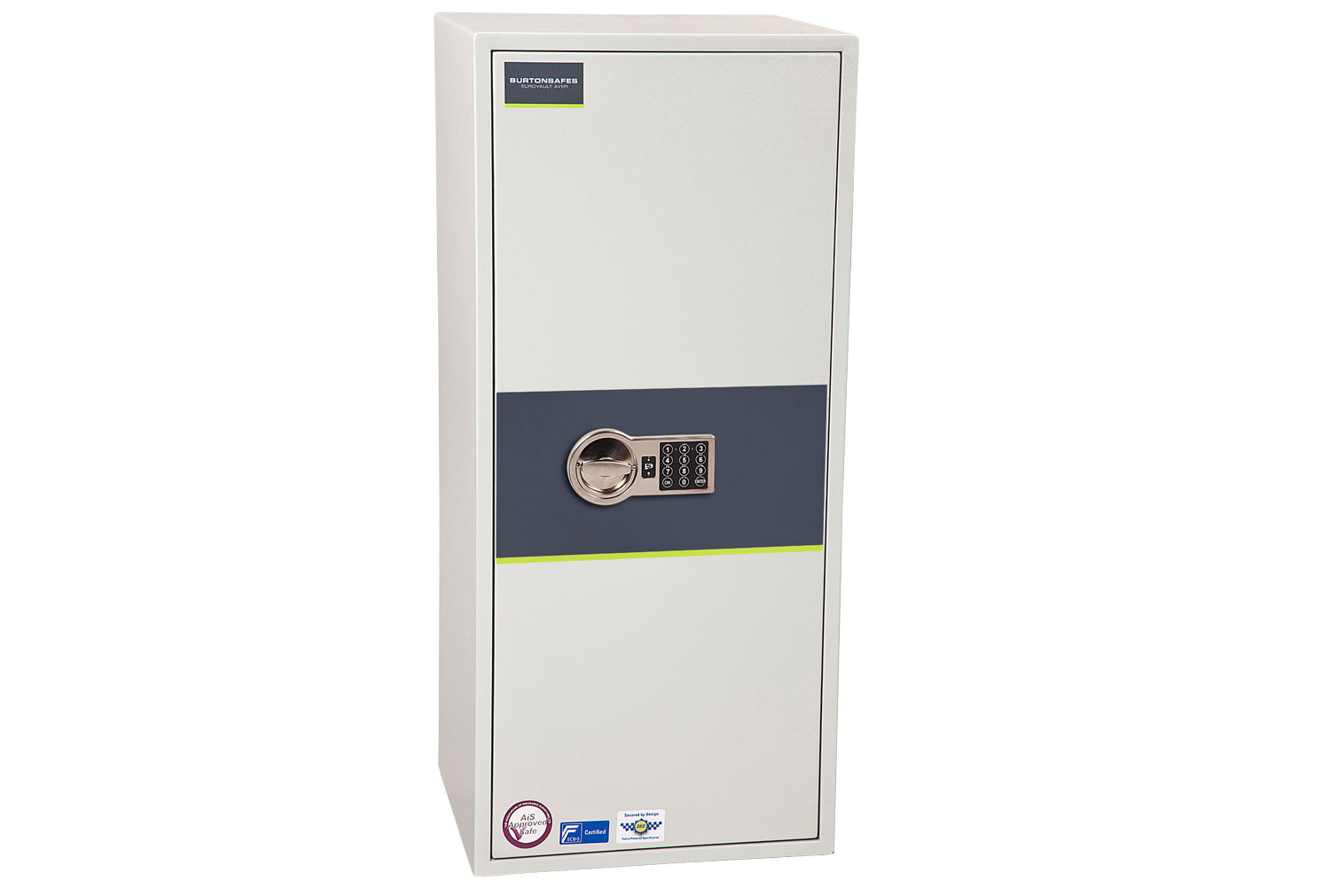 Burton Eurovault Aver S2 Size 6 Safe With Electric Lock (99ltrs)