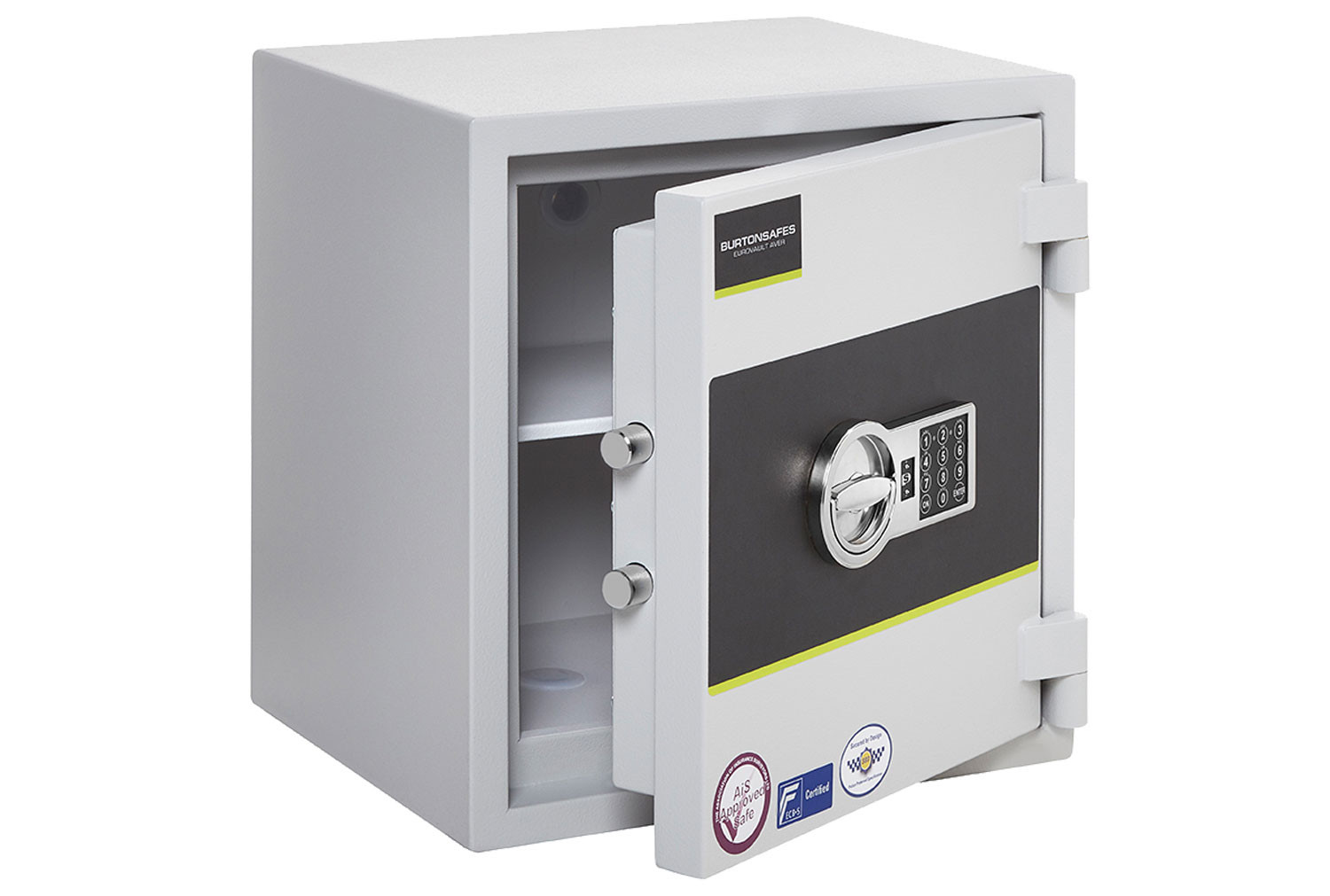 Burton Eurovault Aver Grade 0 Size 1 Safe With Electronic Lock (32ltrs)