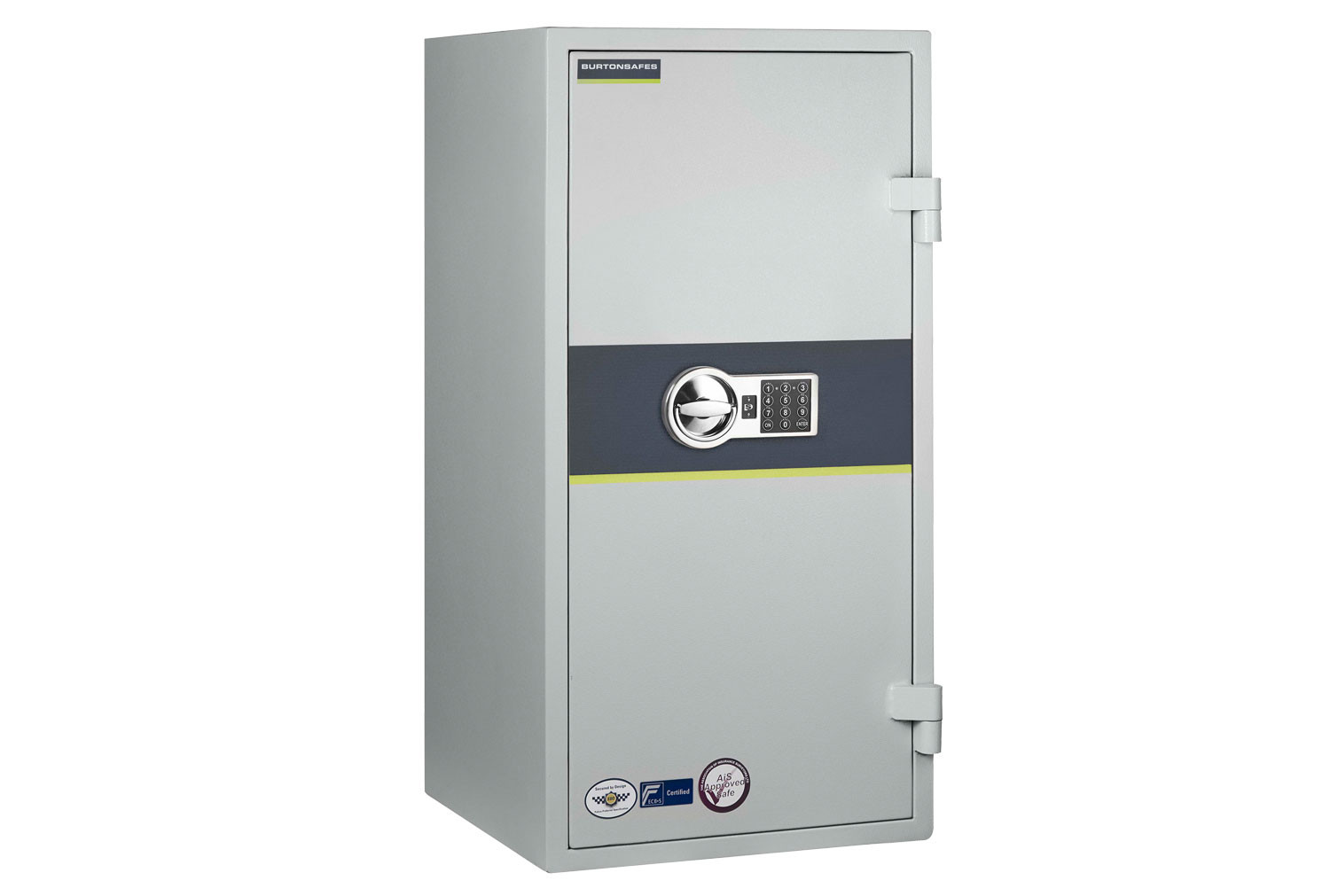 Burton Eurovault Aver Grade 0 Size 3 Safe With Electronic Lock (70ltrs)