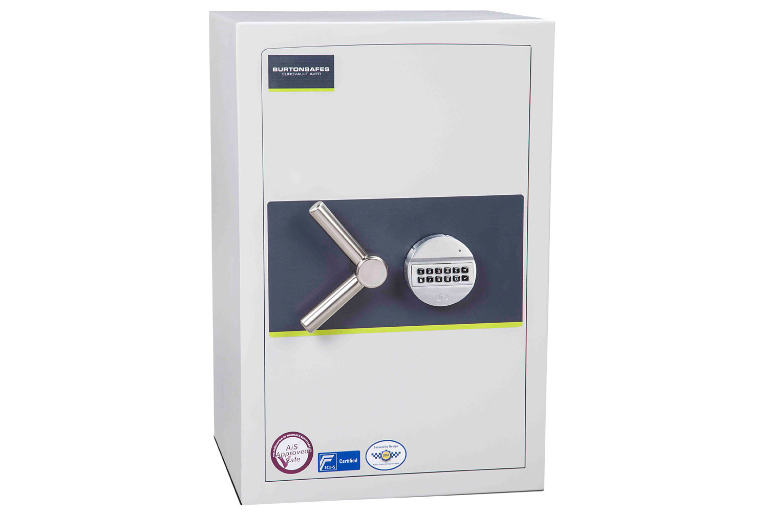 Burton Eurovault Aver Grade 1 Size 3 Safe With Electronic Lock (71ltrs)