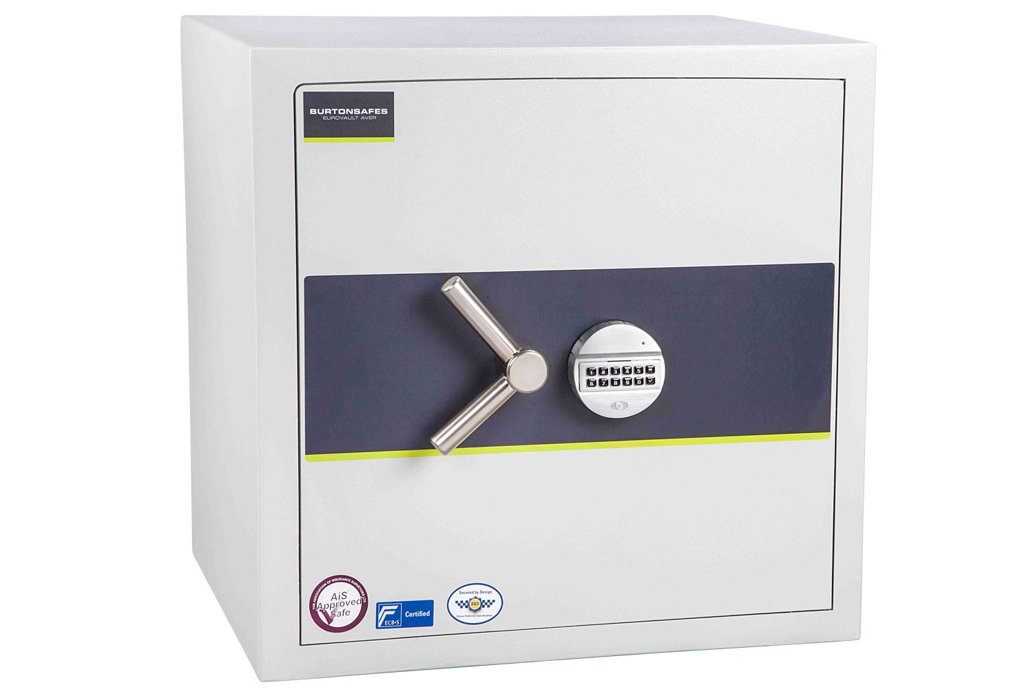 Burton Eurovault Aver Grade 1 Size 5 Safe With Electronic Lock (160ltrs)