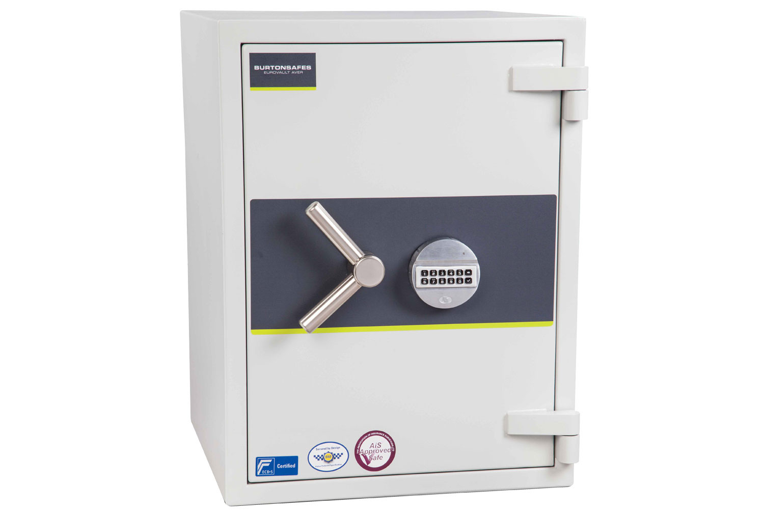 Burton Eurovault Aver Grade 2 Size 2 Safe With Electronic Lock (91ltrs)
