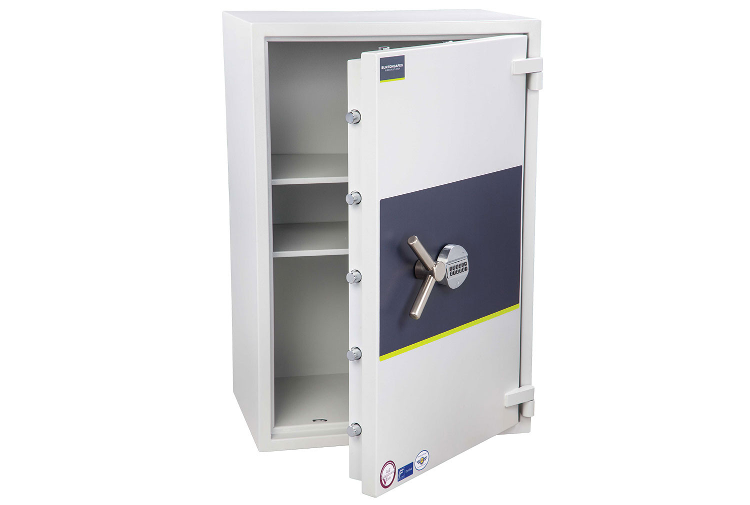 Burton Eurovault Aver Grade 2 Size 5 Safe With Electronic Lock (202ltrs)
