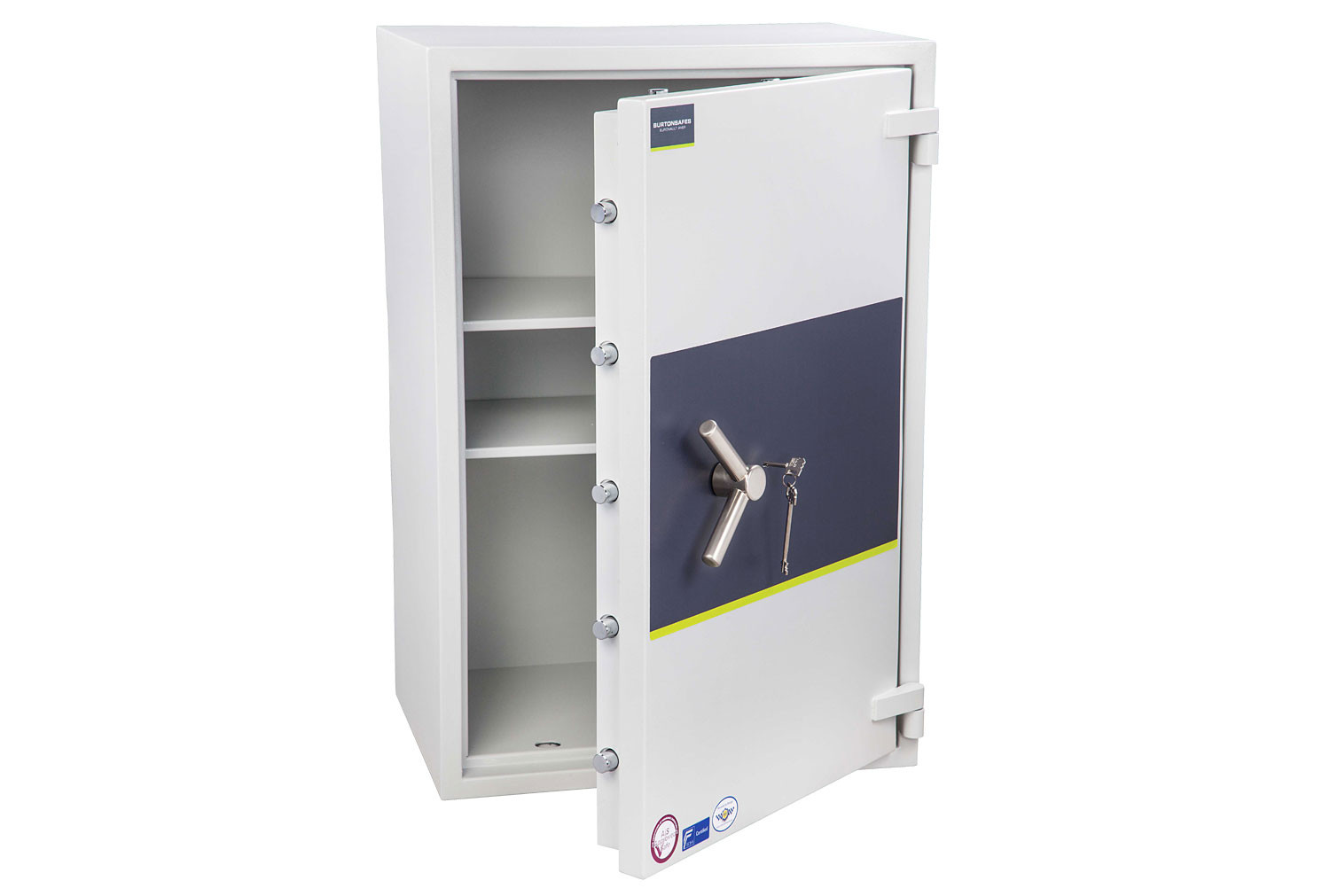 Burton Eurovault Aver Grade 2 Size 5 Safe With Key Lock (202ltrs)