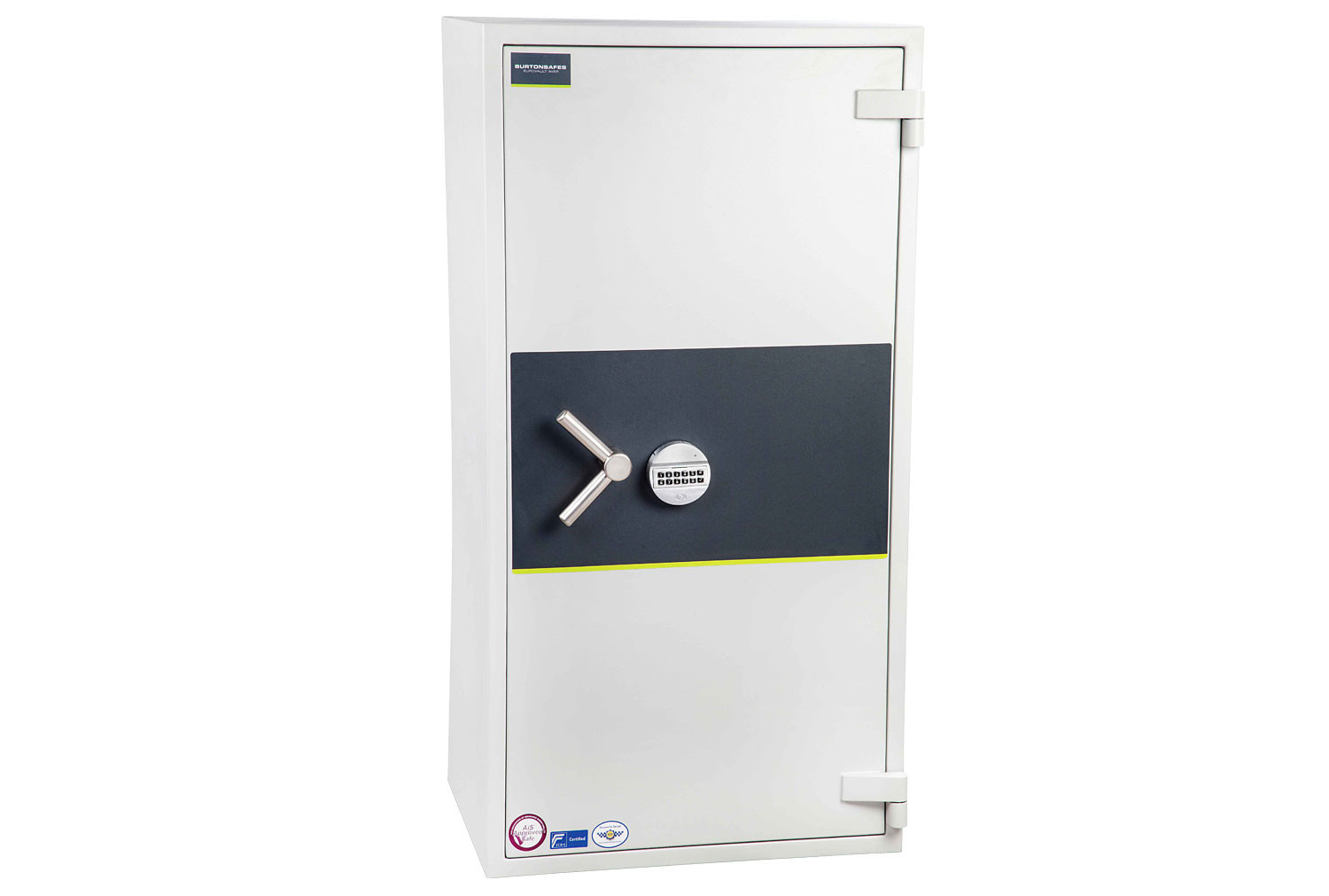 Burton Eurovault Aver Grade 2 Size 6 Safe With Electronic Lock (268ltrs)
