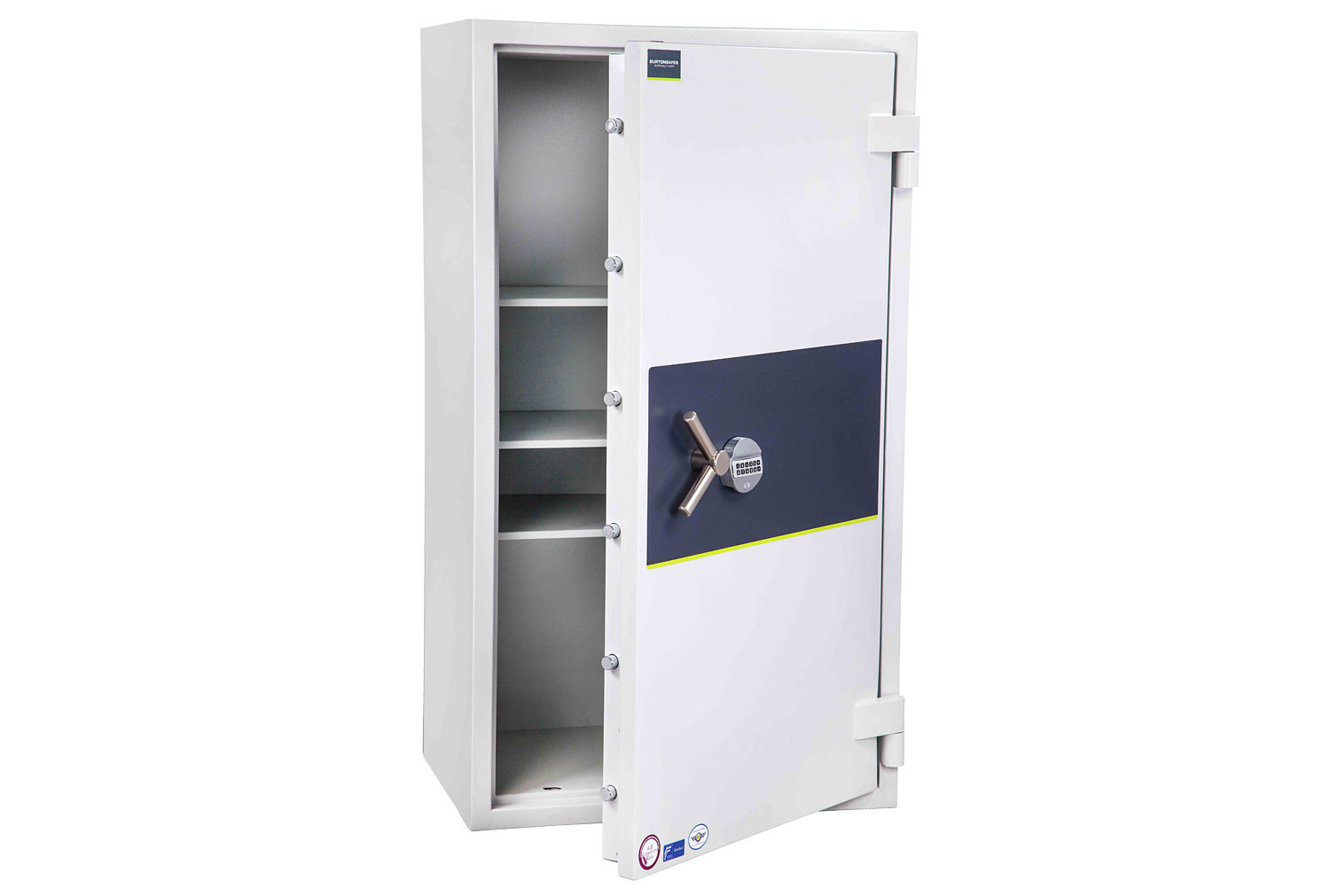 Burton Eurovault Aver Grade 2 Size 7 Safe With Electronic Lock (462ltrs)