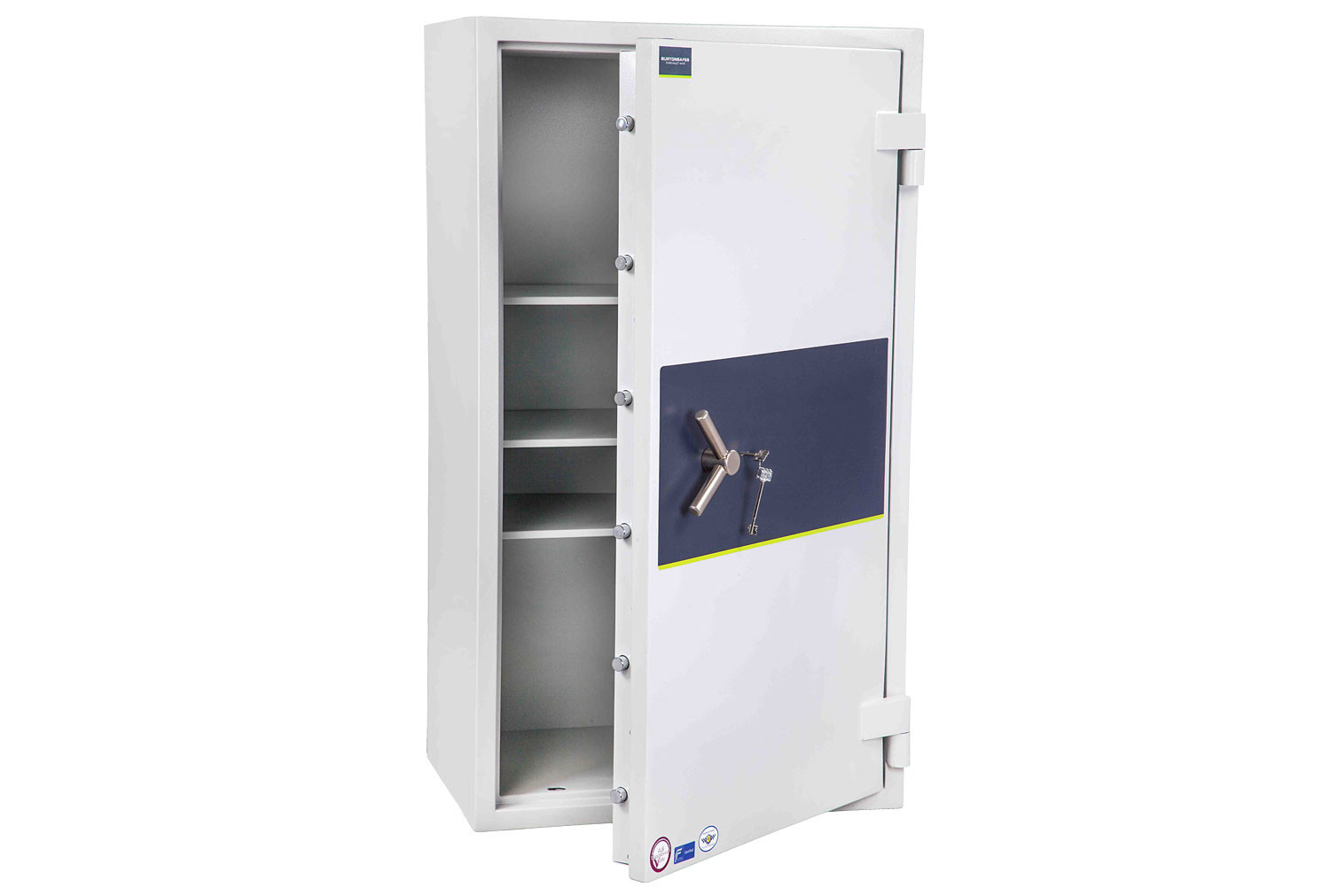 Burton Eurovault Aver Grade 2 Size 7 Safe With Key Lock (462ltrs)