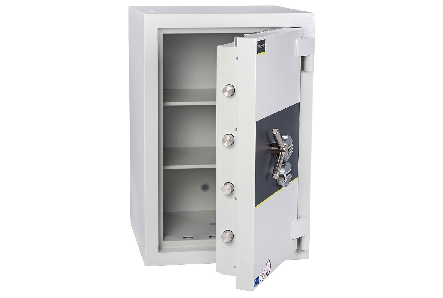 Burton Eurovault Aver Grade 5 Size 3 Safe With Dual Electronic Lock (203ltrs)