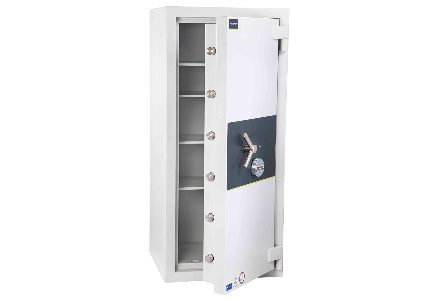 Burton Eurovault Aver Grade 5 Size 4 Safe With Dual Key And Electronic Lock (320ltrs)