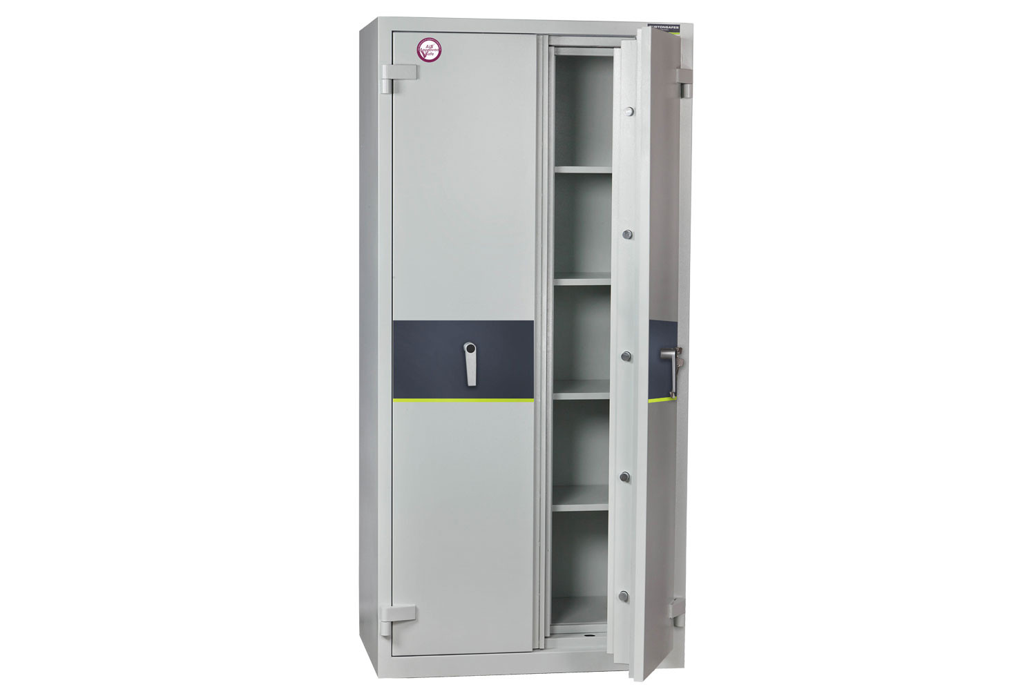 Burton Firesec 4/60 Fire Safe Size 4 (549ltrs)