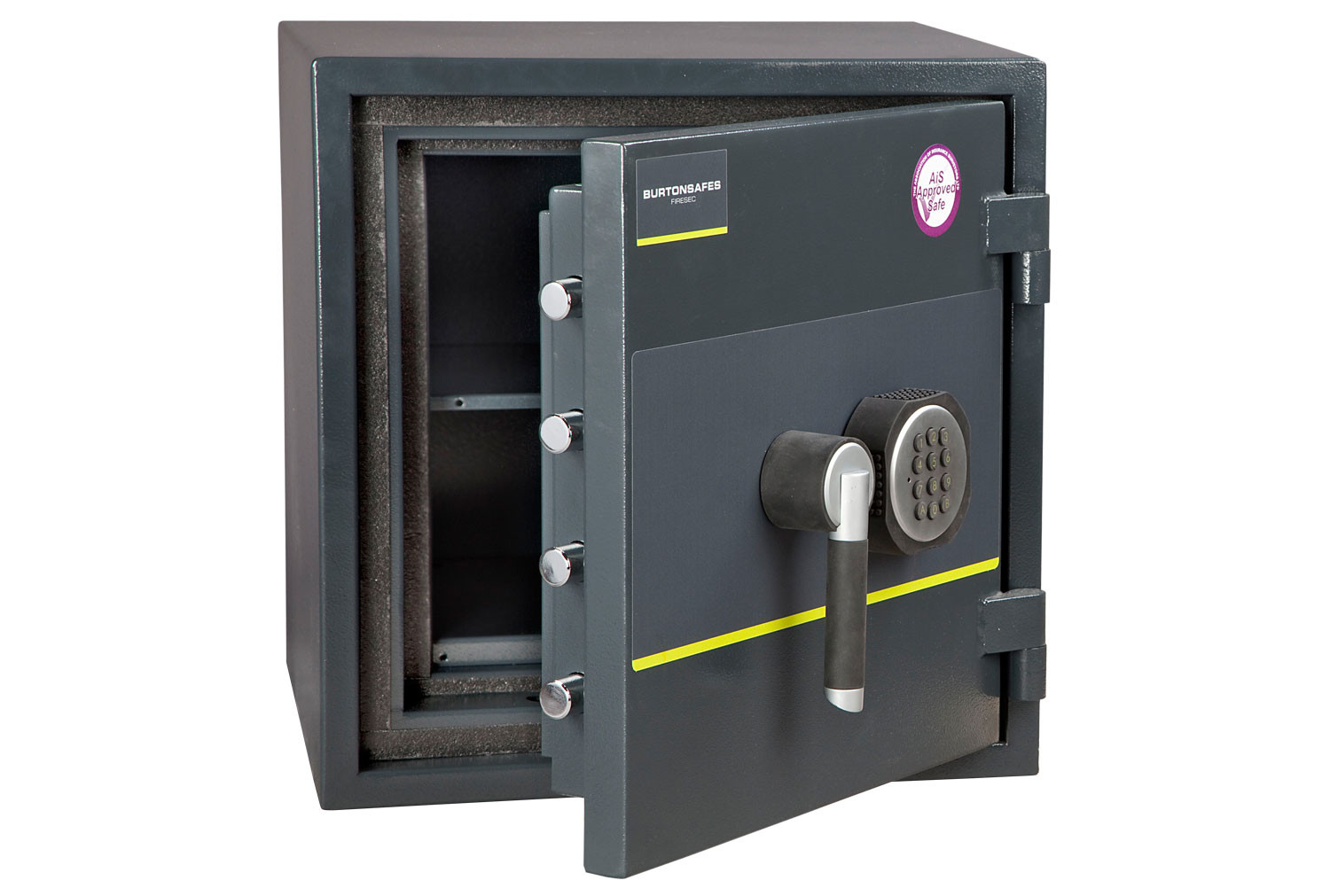 Burton Firesec 10/60 Fire Safe Size 1 With Electronic Lock (31ltrs)