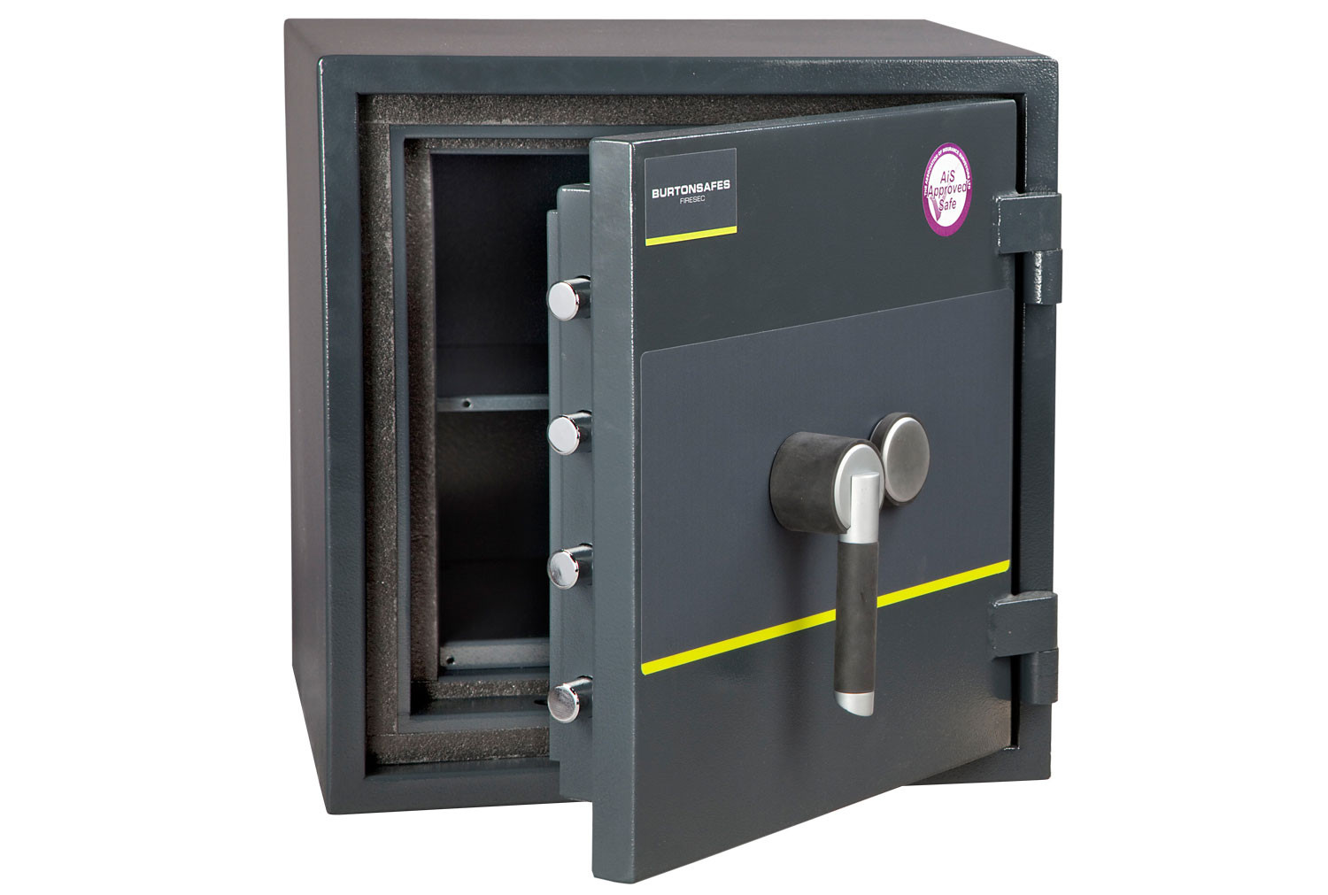 Burton Firesec 10/60 Fire Safe Size 1 With Key Lock (31ltrs)