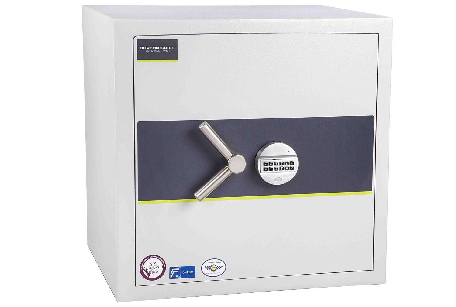 Burton Aver Till Safe With Electronic Lock (160ltrs)
