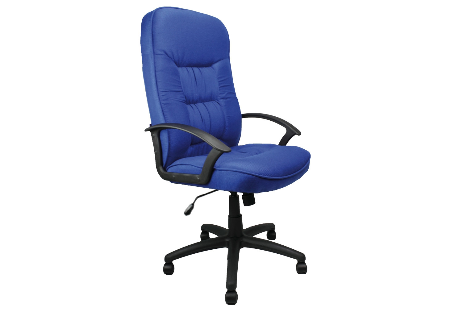 Next-Day Nero High Back Fabric Executive Chair