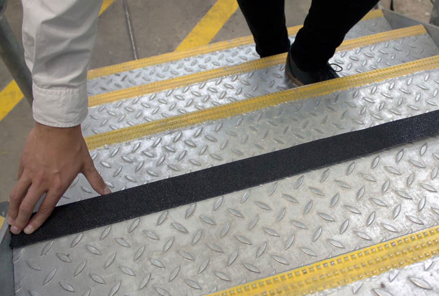 Gripfoot Conformable Anti Slip Surface Tape