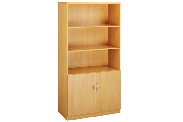 High Capacity Open Top Cupboards