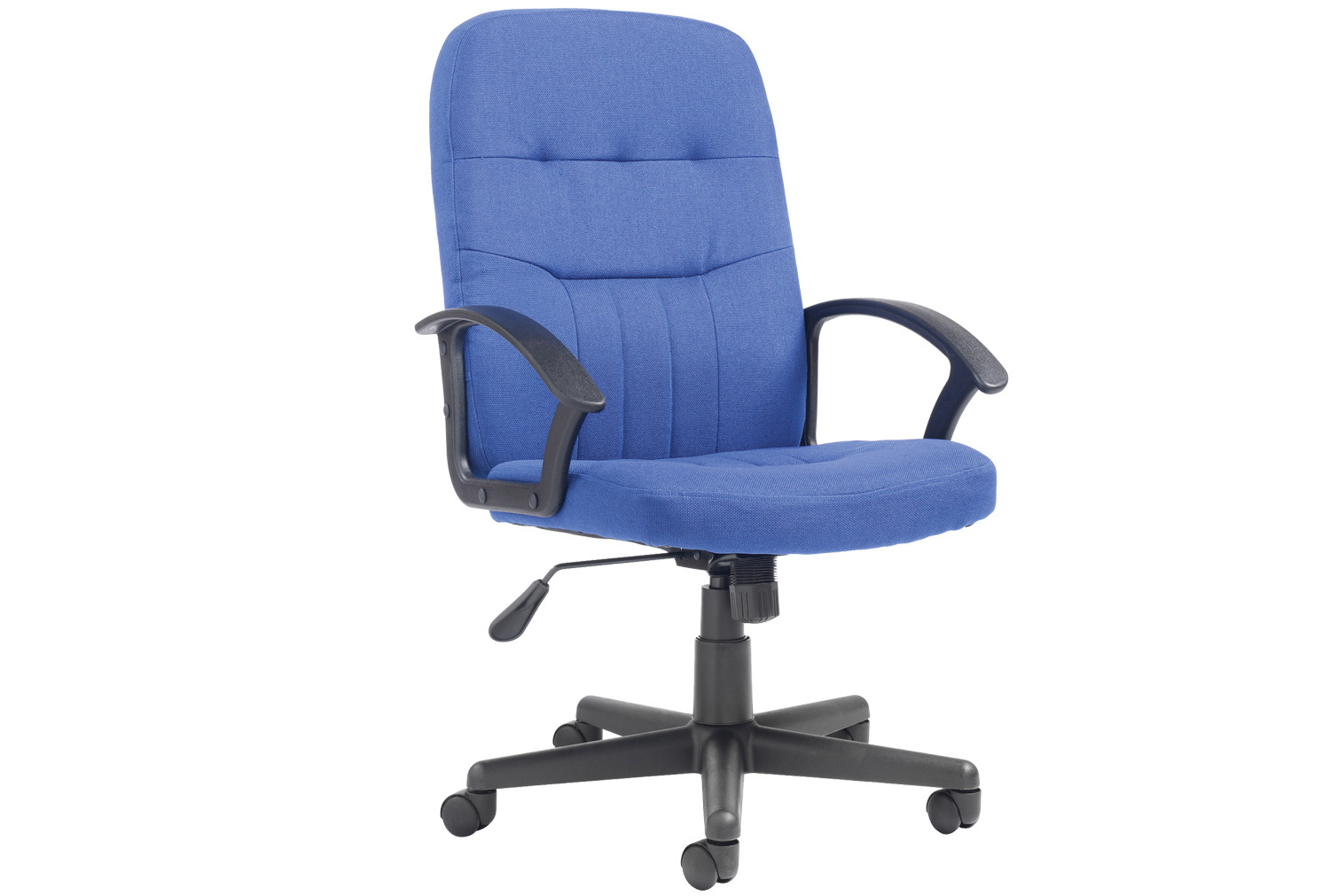 York High Back Fabric Executive Chair