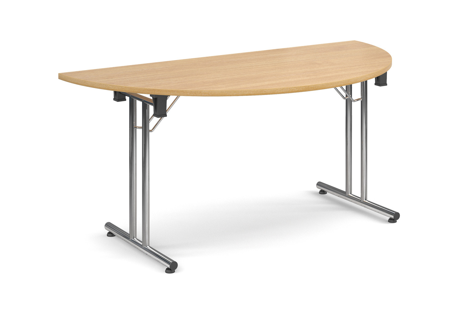 Durand Semi Circular Folding Table