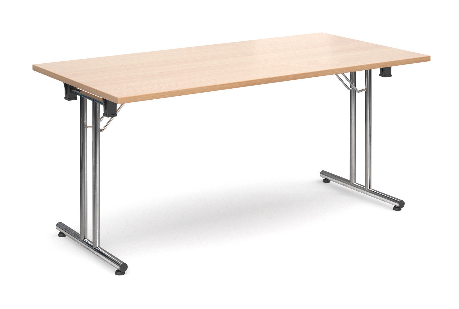 Durand Rectangular Folding Table Furniture At Work
