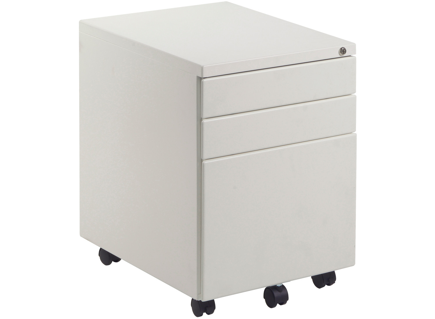Under Desk Steel Mobile Pedestals