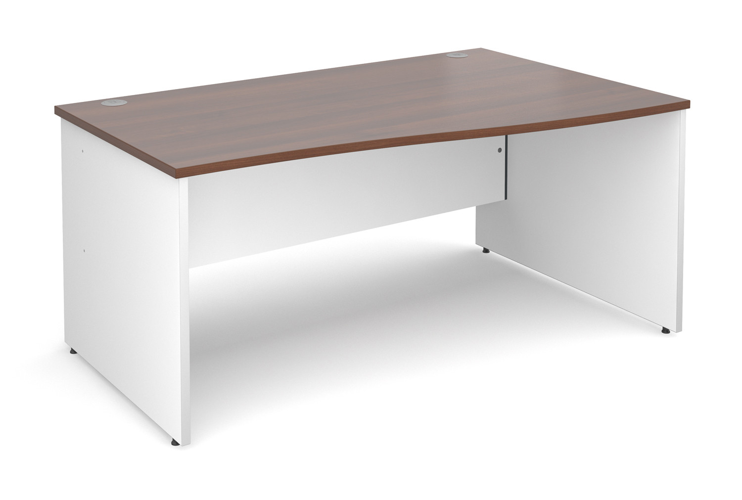 Duo Right Hand Wave Desk