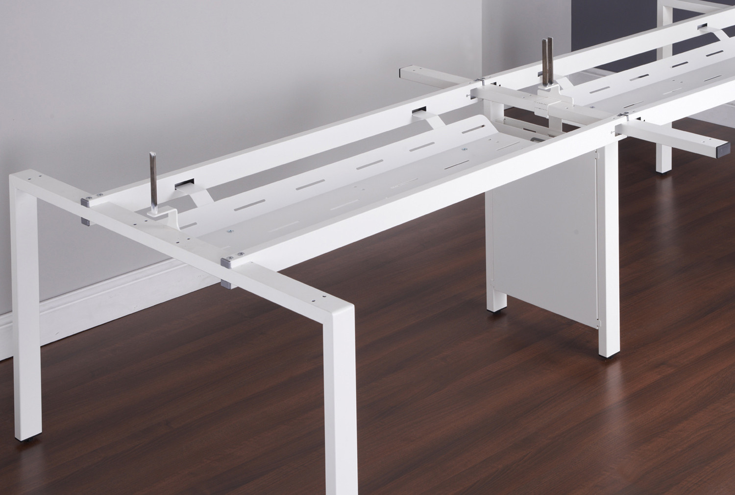 Drop Down Cable Tray For Prime Bench Desking