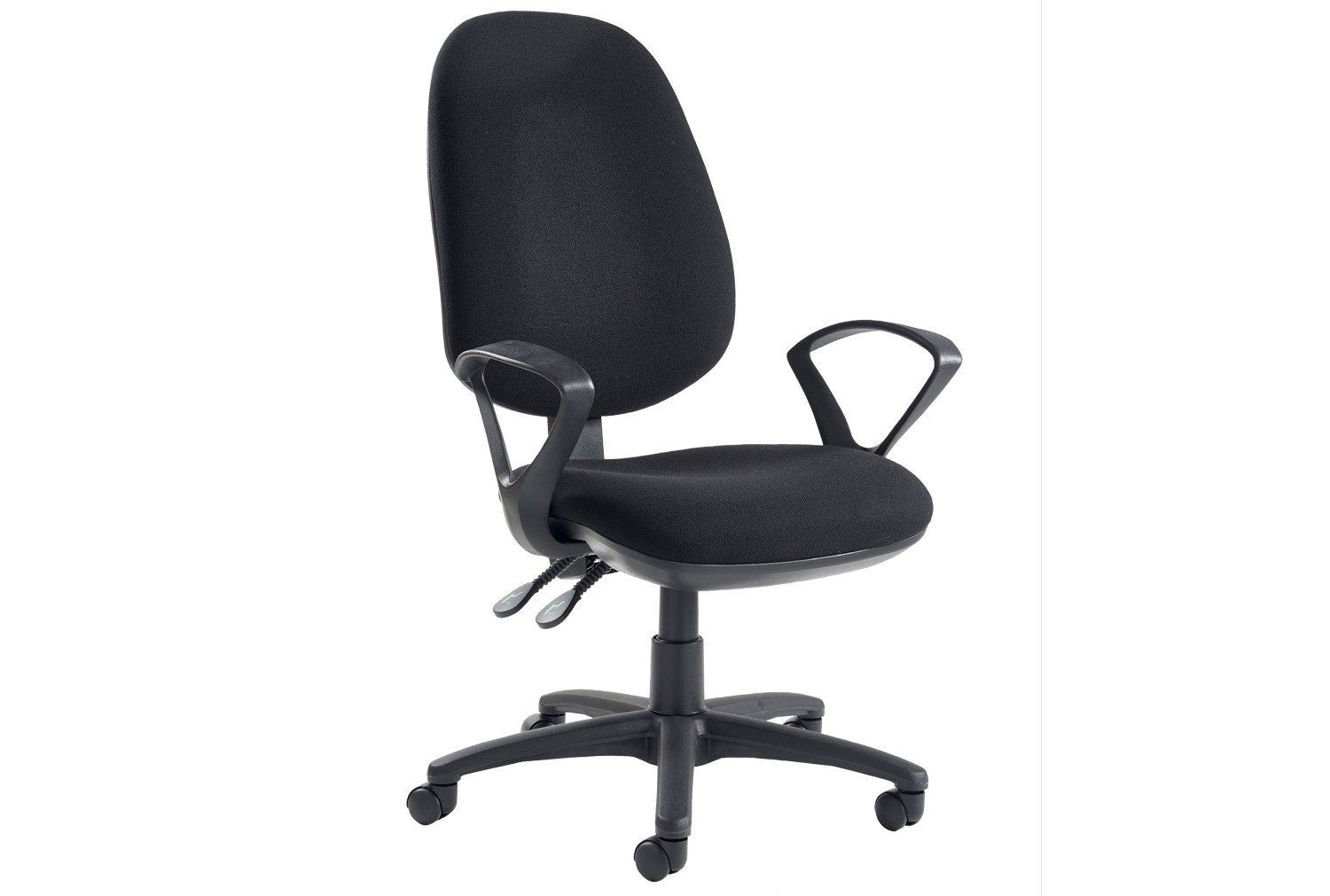 Vantage Premium Operator Chair With Fixed Arms